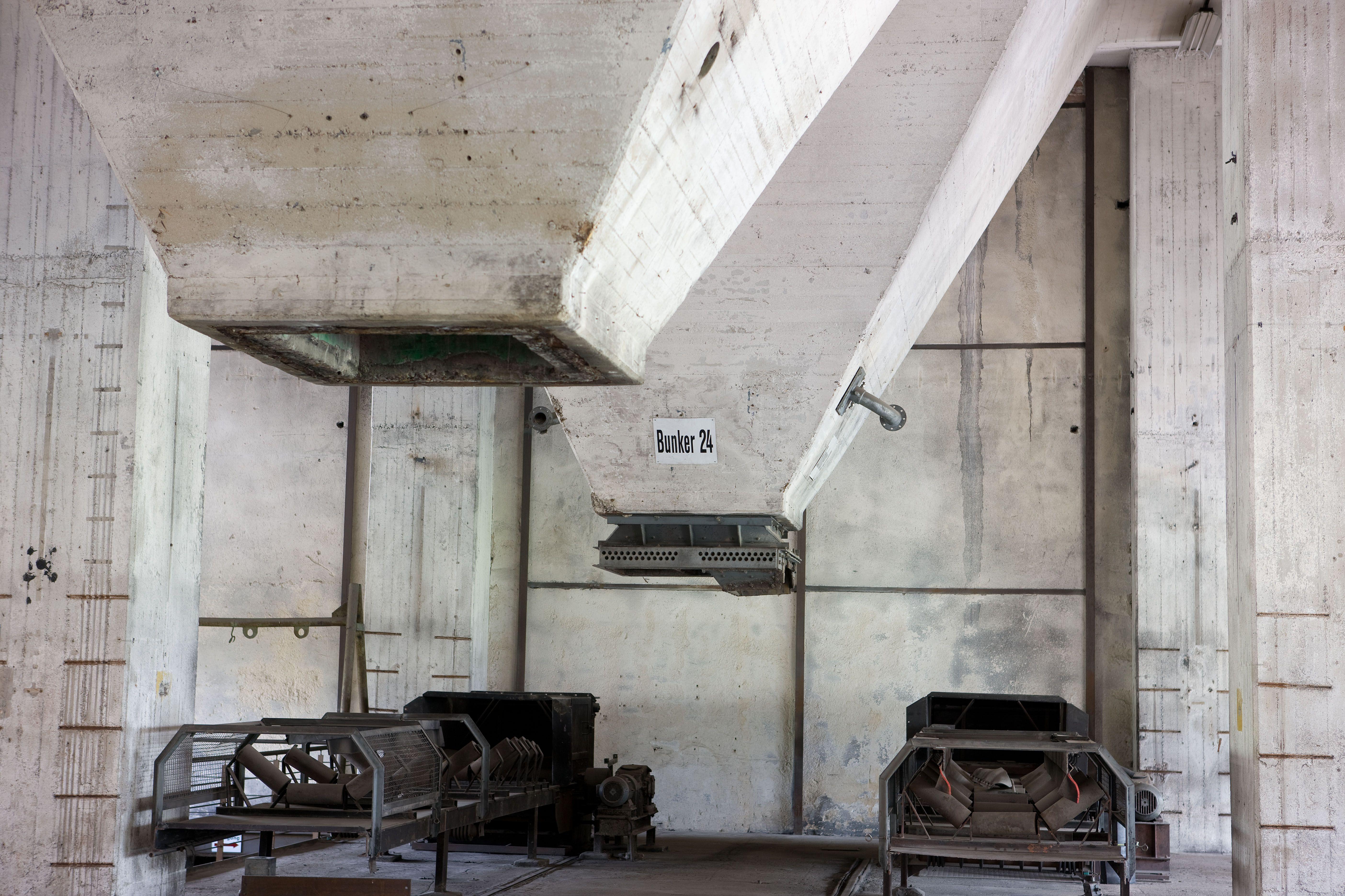 Zeche Zollverein Bunker 24