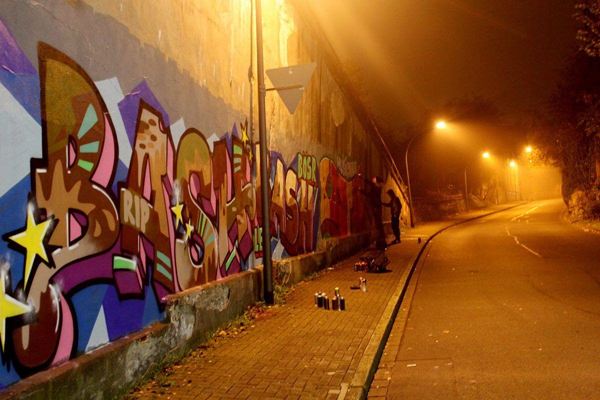 InFusion# Urban Art Festival Pottporus e.V. Photo: Oliver Look