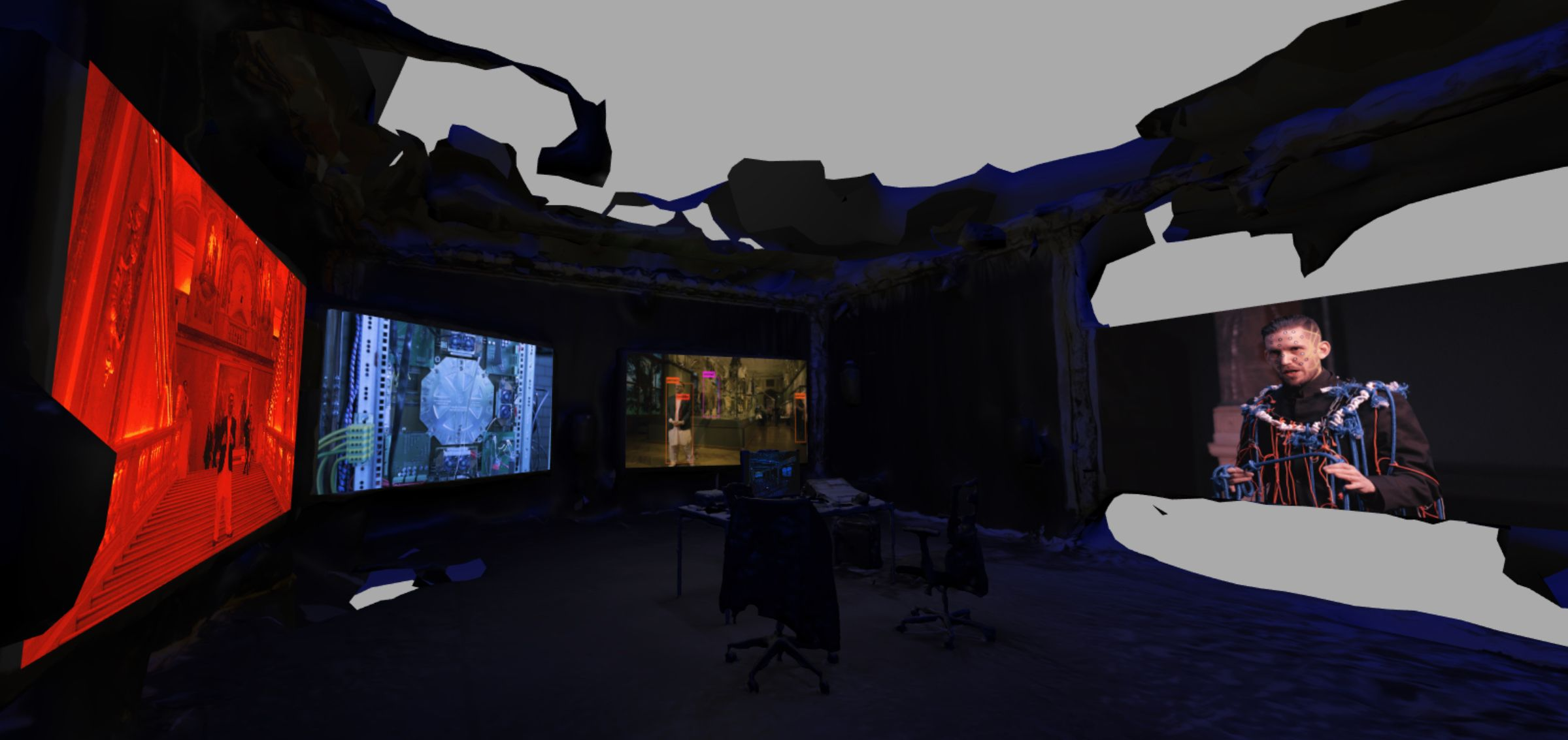 Academy for theater and digitality