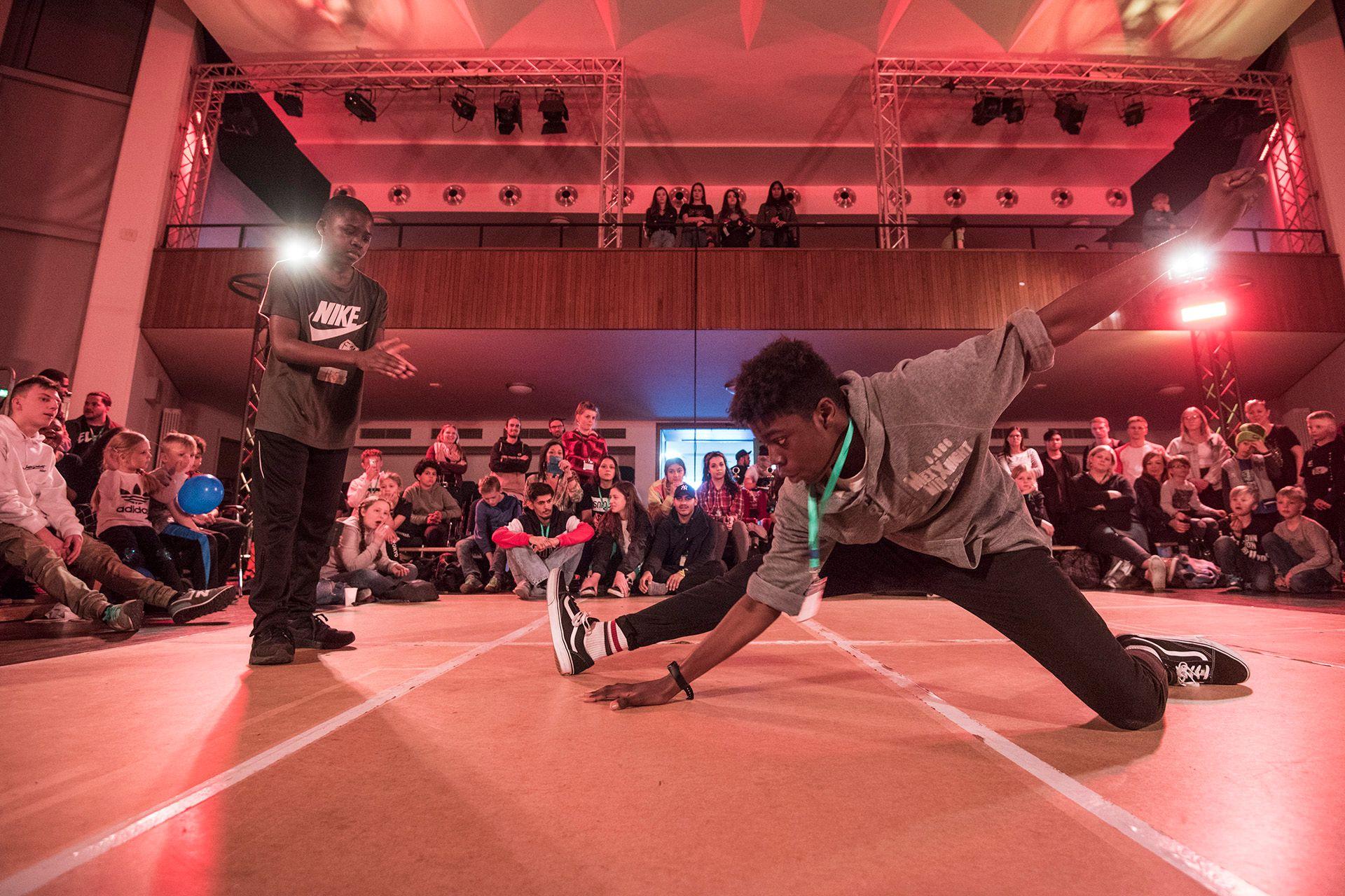 HipYo! - young festival for urban arts, Pottporus e.V. Photo: Arne Pöhnert