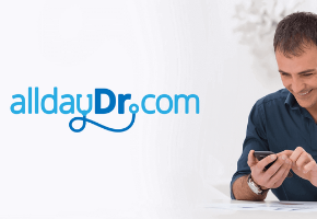 alldayDr - Doctor video consultation and online pharmacy app