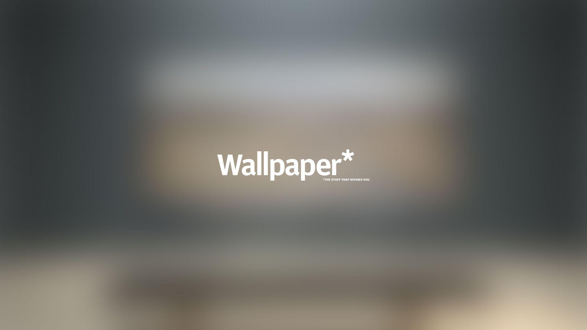 Wallpaper* magazine logo