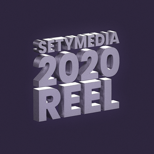 SetyMedia 2020 reel
