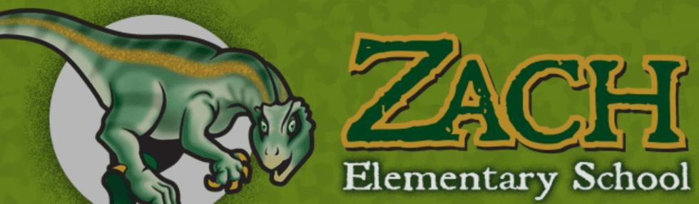 Zach Elementary School Logo