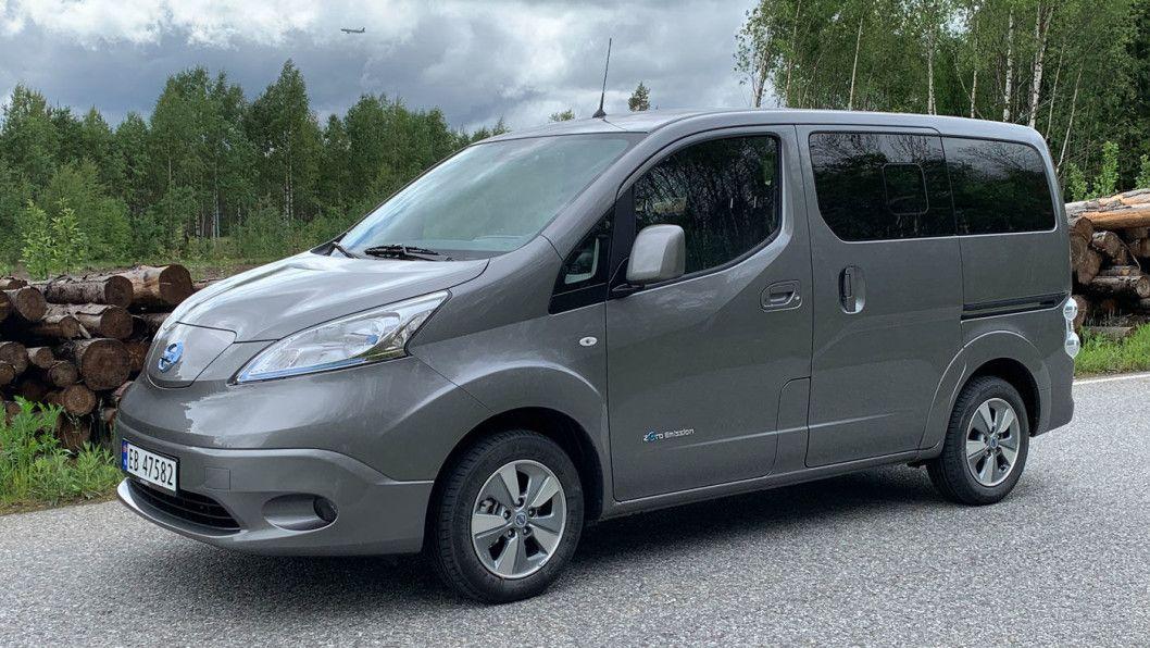 Nissan e-NV 200 Evalia 2020