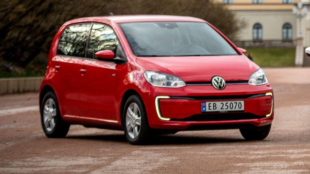 VW e-up 2020