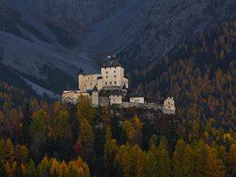 Chastè da Tarasp, Schloss Tarasp, Tarasp Castle