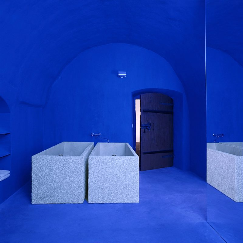 Bathroom, Fundaziun Not Vital, Chasa Planta, Ardez