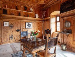 Interior, Chastè da Tarasp, Schloss Tarasp, Tarasp Castle