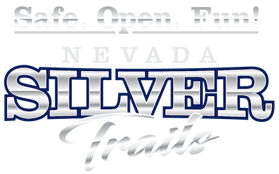 Nevada Silver Trails Logo