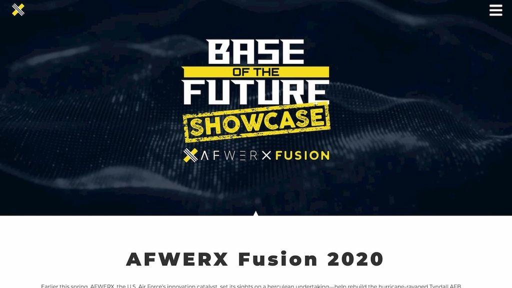 Afwerx Fusion