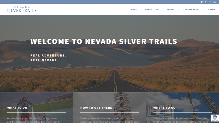 Nevada Silver Trails