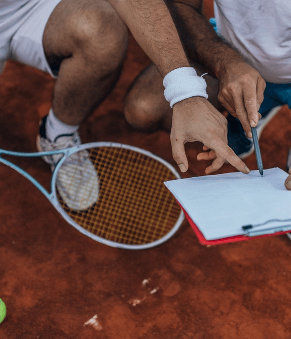 Finding The Right Tennis Coach