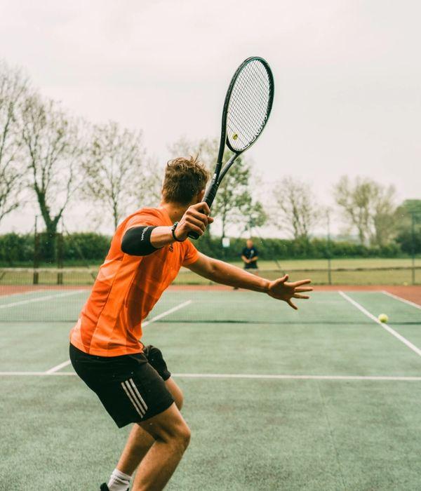 Lasvit Tennis College Logo
