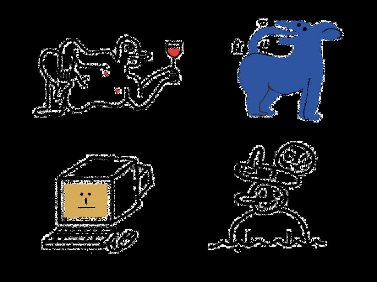 Blyanttegning
