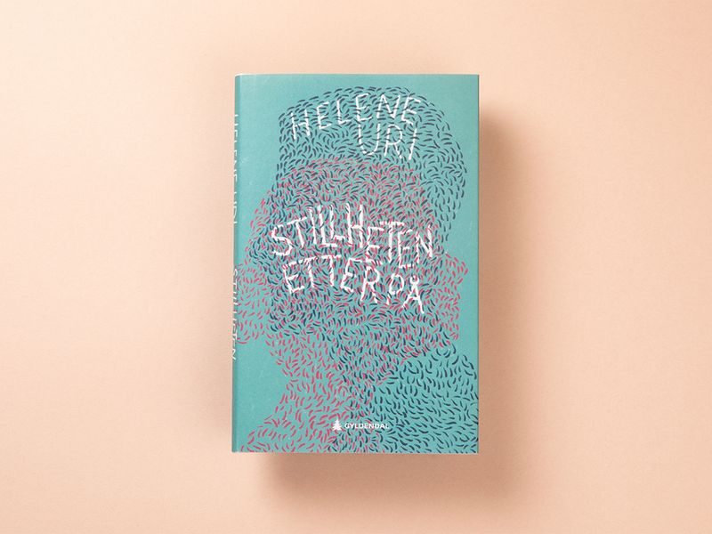 Forside av turkis bok