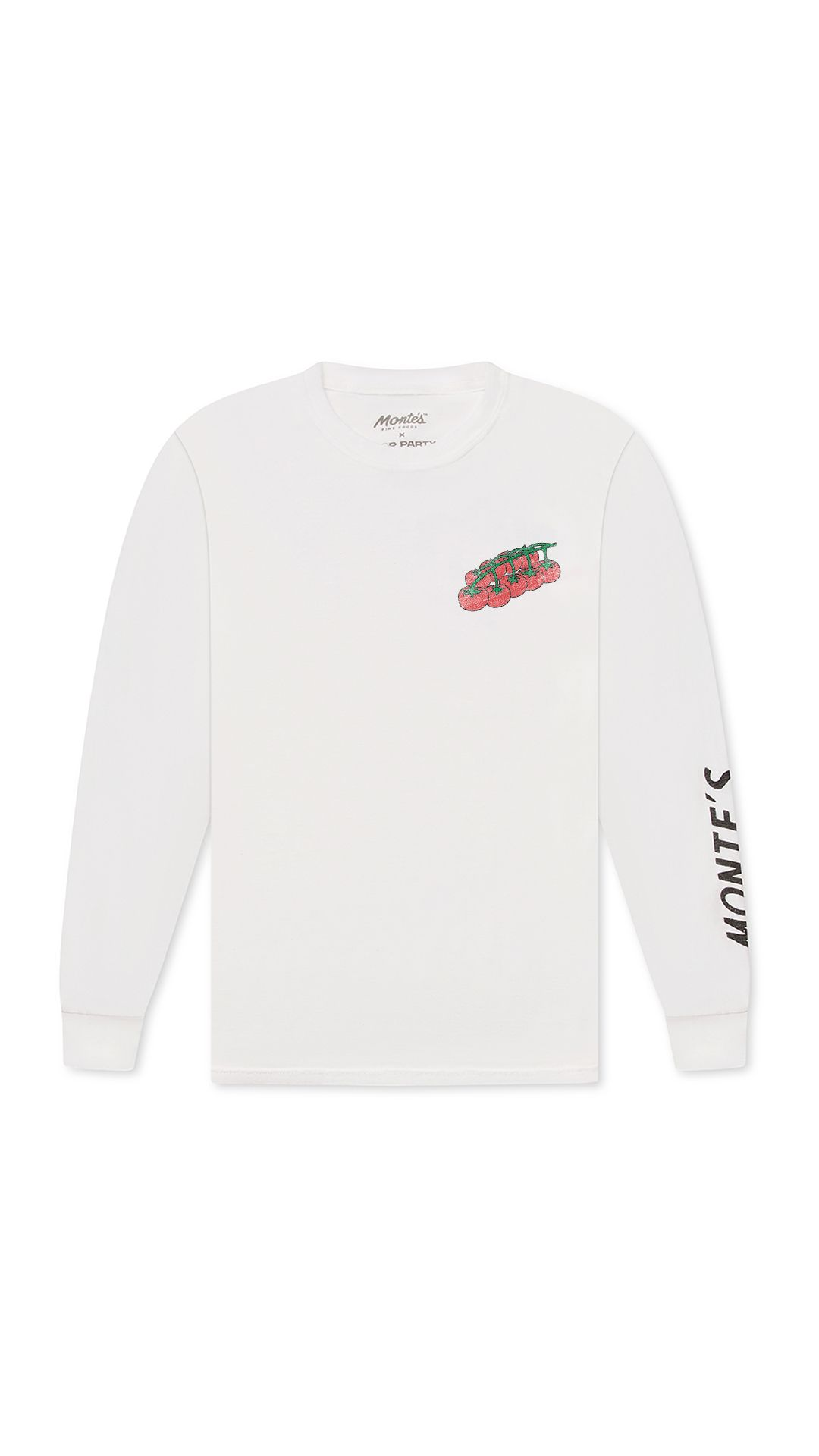 heritage long sleeve front