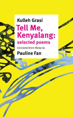 Tell Me, Kenyalang cover
