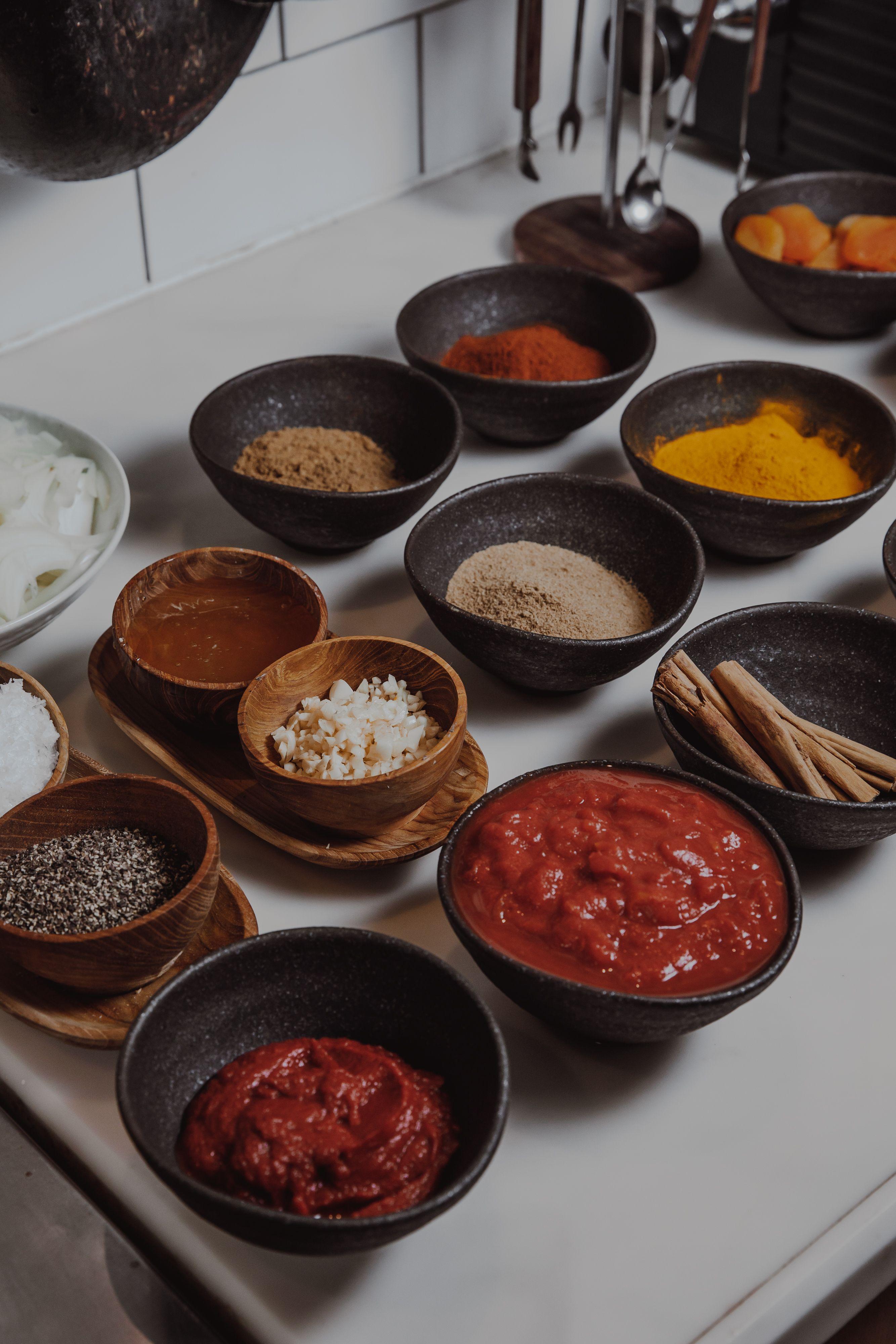 Spices for Venison Tagine