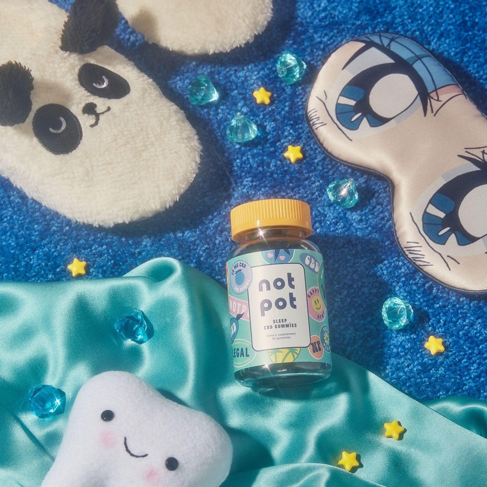 Anime Sleep Mask