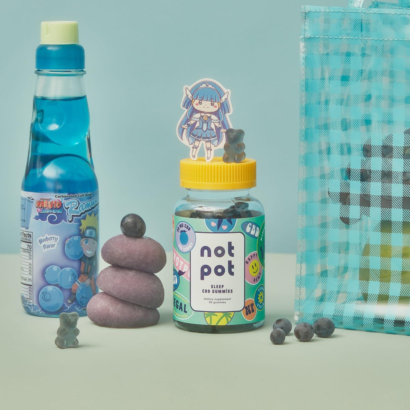 Sleep CBD Gummies
