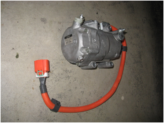 Electric Air Conditioning Compressor