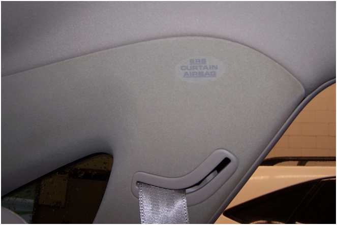 Interior SRS labels