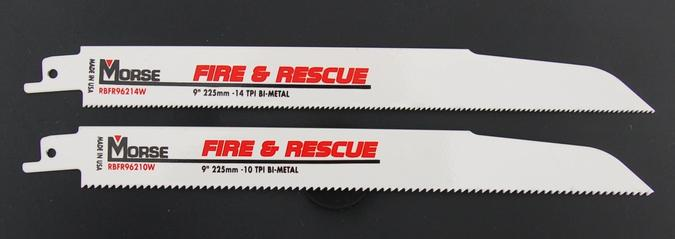 M.K. Morse Fire and rescue reciprocating saw blade
