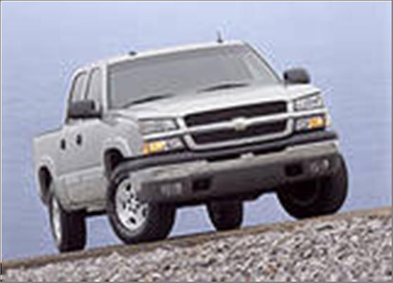 Chevrolet Silverado Mild Hybrid