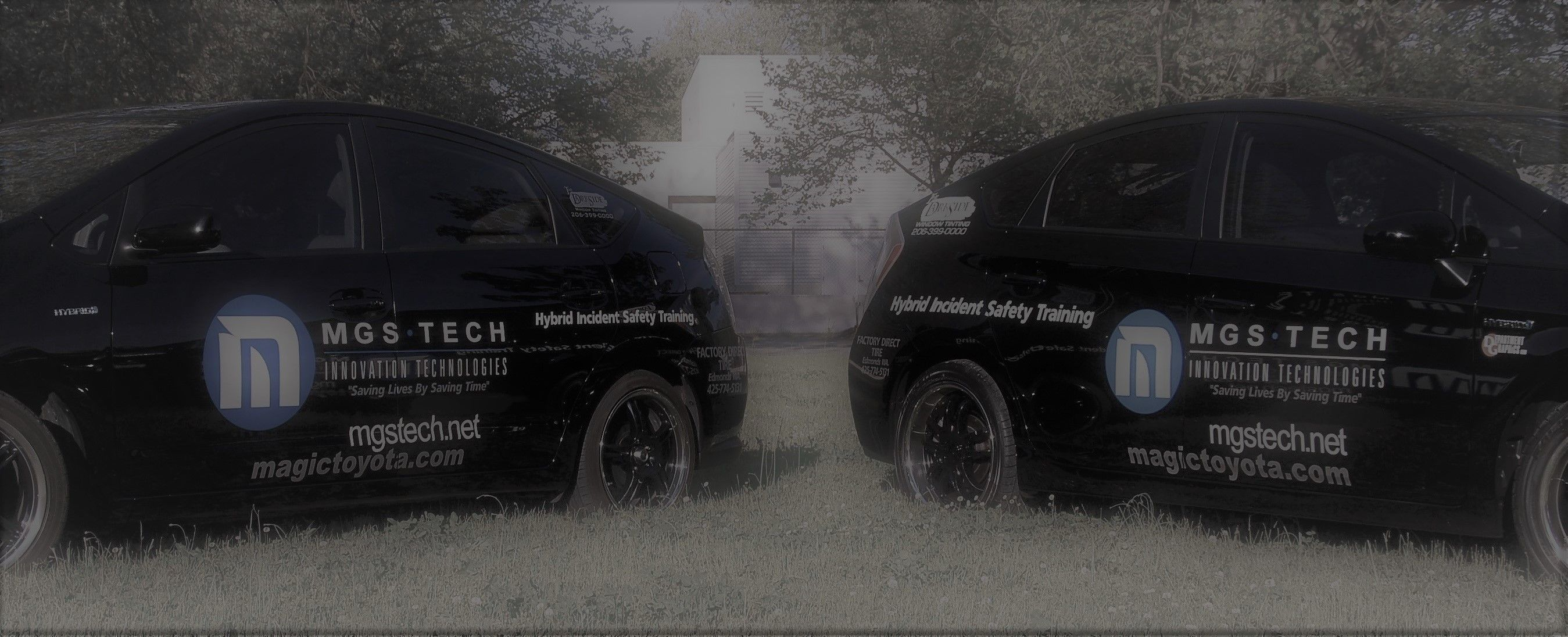 MGS Tech Toyota Prius Fleet