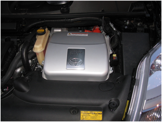 Example of Toyota Inverter/Converter