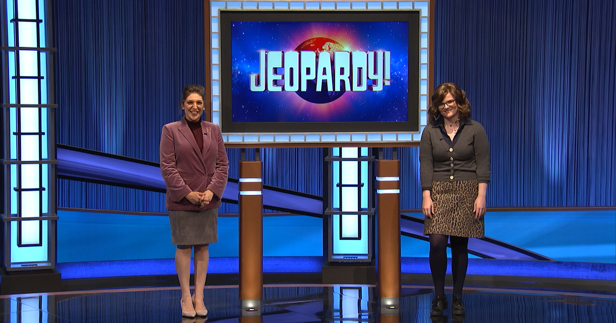 One contestant's winding, emotional journey to the 'Jeopardy!' stage during the pandemic