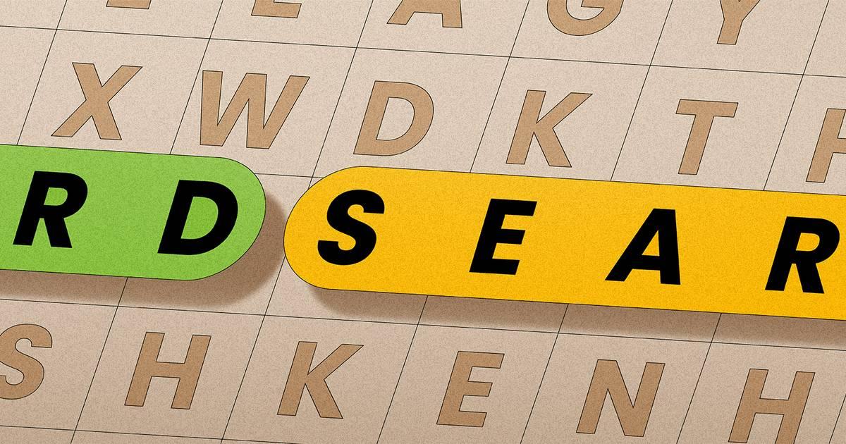 Word Search: Superhero Symbols