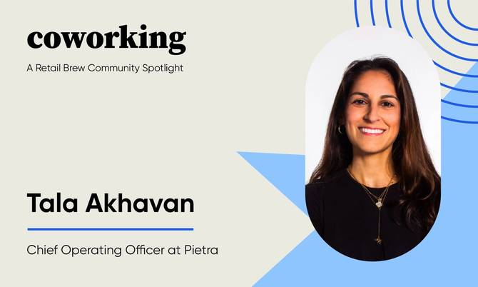 Coworking with Tala Akhavan, COO of Pietra