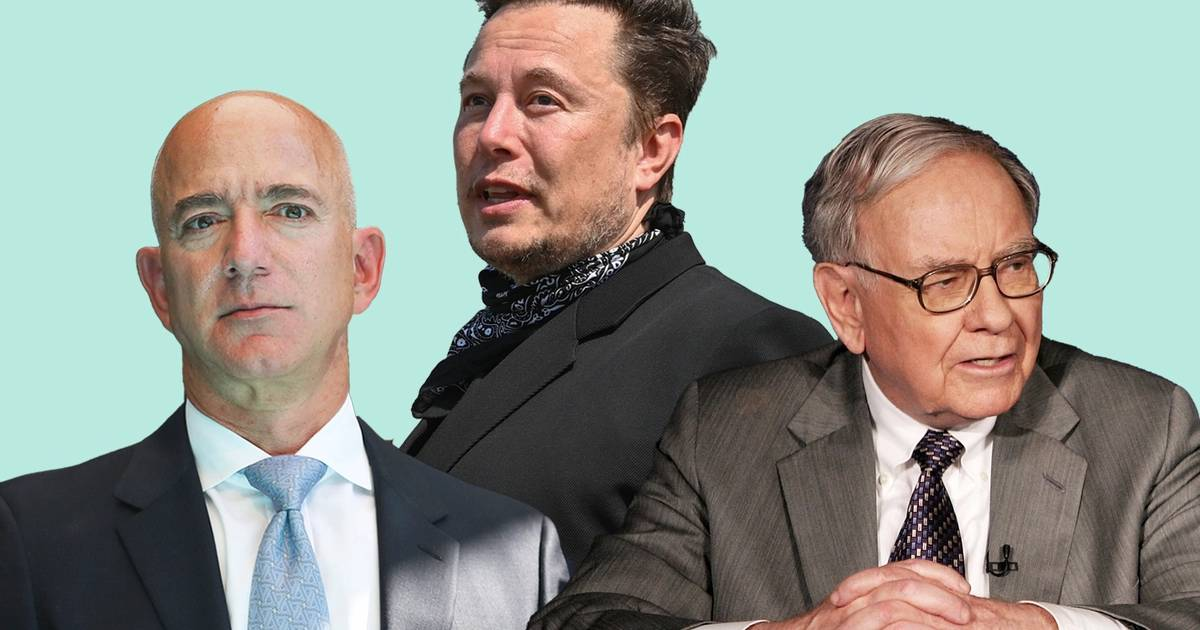 Democrats Float a Billionaire's Tax on the Ultrawealthy's Unrealized Capital Gains