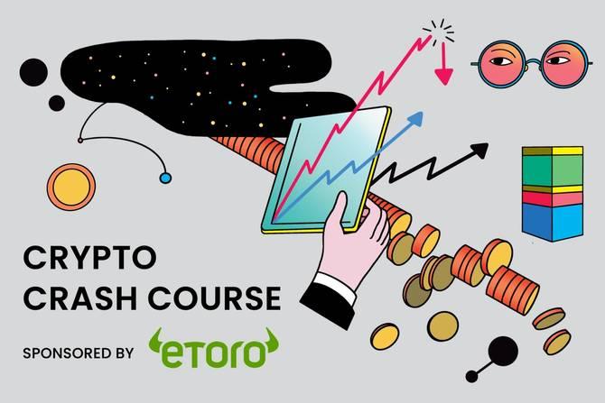Crypto crash course image