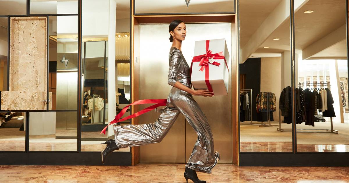 A look inside Neiman Marcus's gift-guide strategy