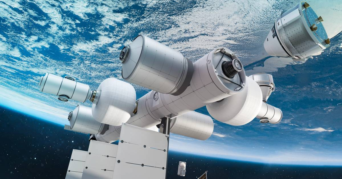 Blue Origin plans to launch a private space station within the decade