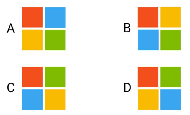 Microsoft logo quiz