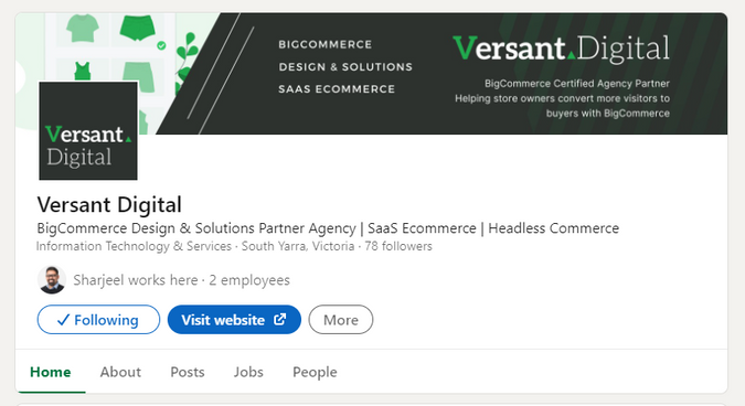 LinkedIn profiles need to be detailed