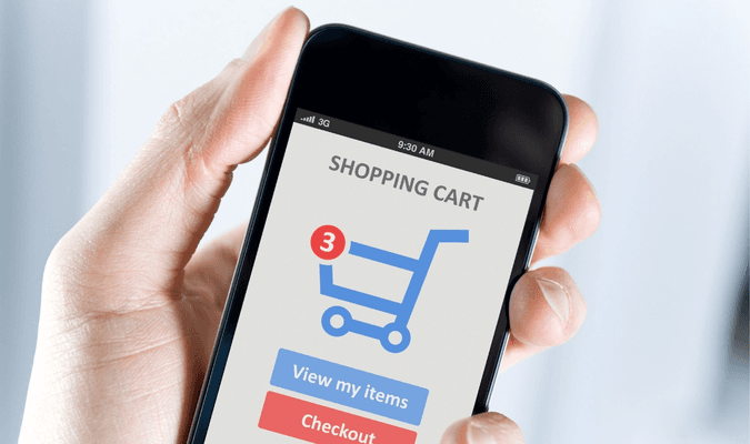 fashion industry: online shopping will continue to grow