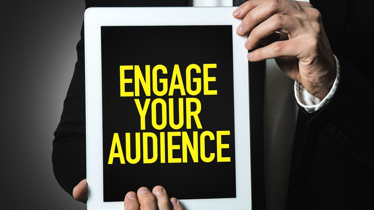 An engaged audience will eventually convert to brand loyalty