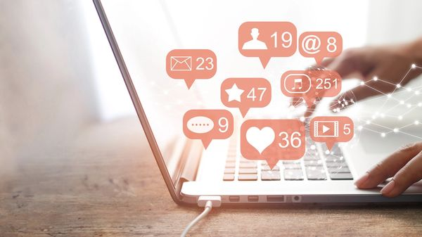 Choose the right social media channel for your business and focus your strategy there