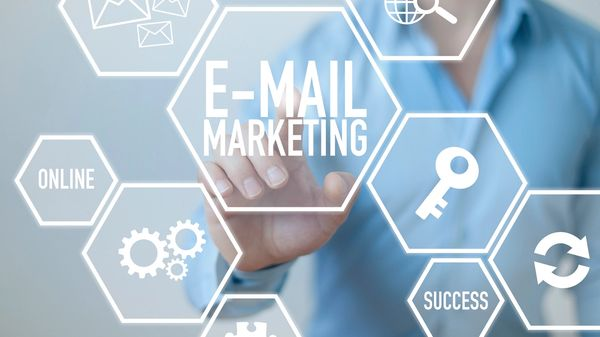 Use email marketing to reach your desired audience