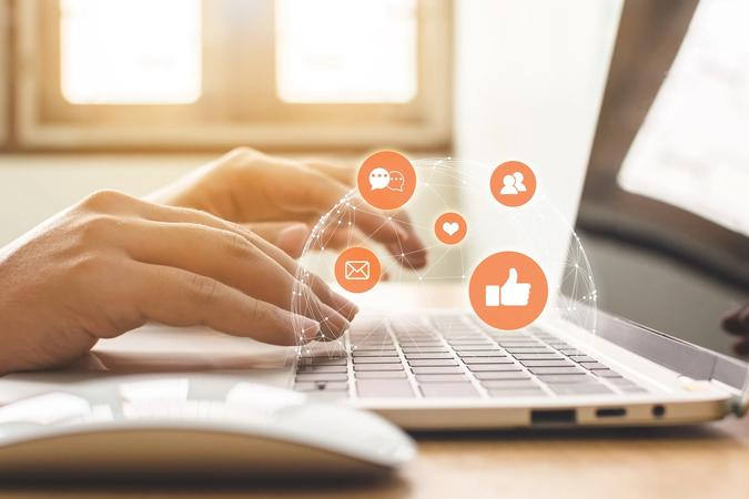 Utilize social media to widen your audience reach