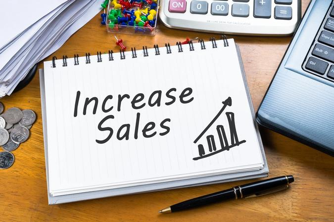 Sales go high when brand awareness is also high