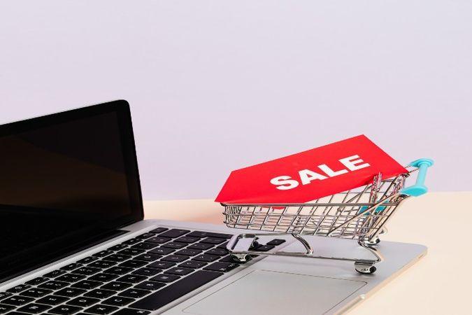 People already shop online