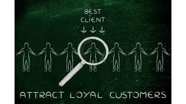 loyal customers have to be taken care of