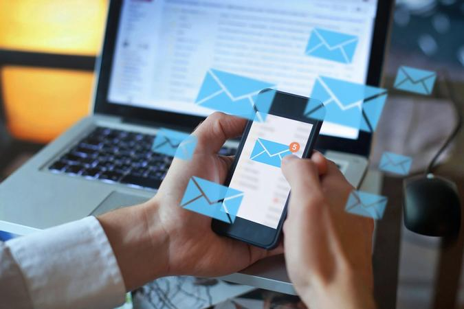 Landing pages can help you generate a mailing list