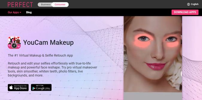 beauty and wellness: AR and VR makes it possible to virtually try on makeup